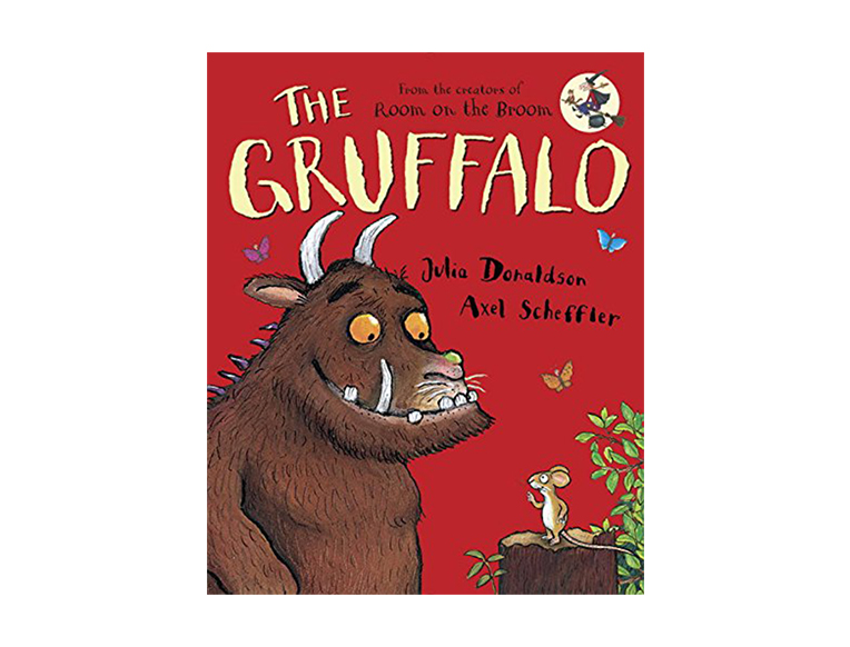 The Gruffalo by Julia Donaldson