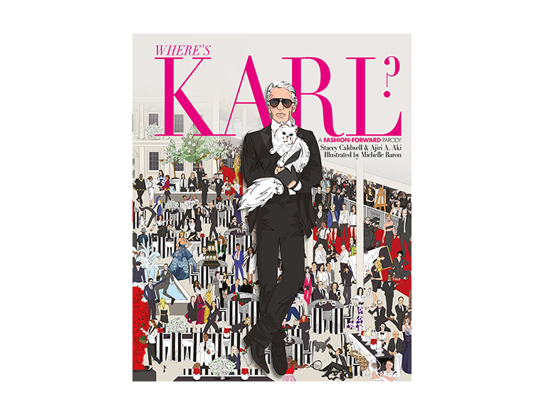 Where's Karl?: A Fashion-Forward Parody by Stacey Caldwell, Ajiri Aki, and Michelle Baron