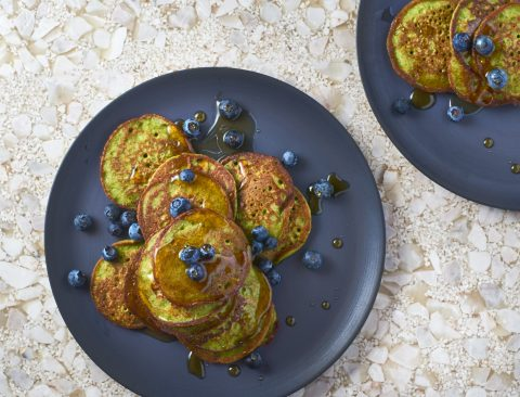 Chriselle Lim Wants (Healthy-ish) Pancakes