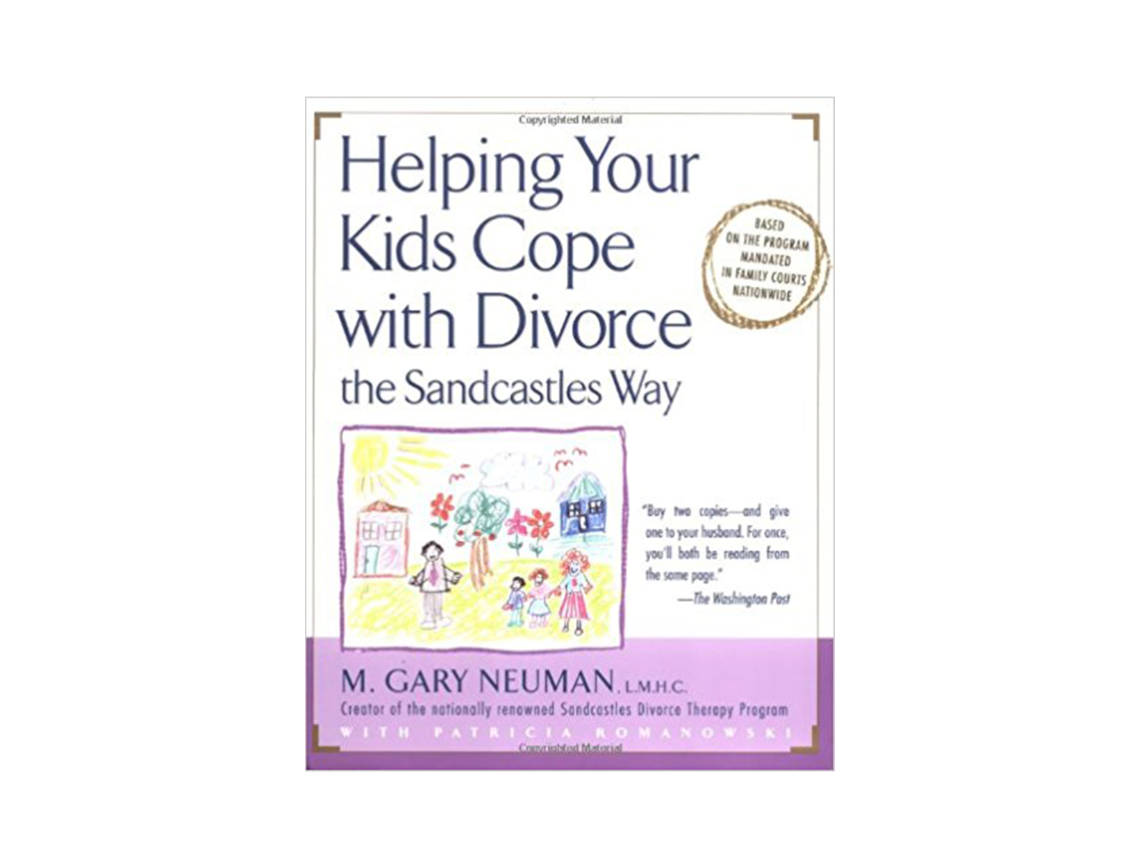 Helping Your Kids Cope with<br>Divorce the Sand Castles Way