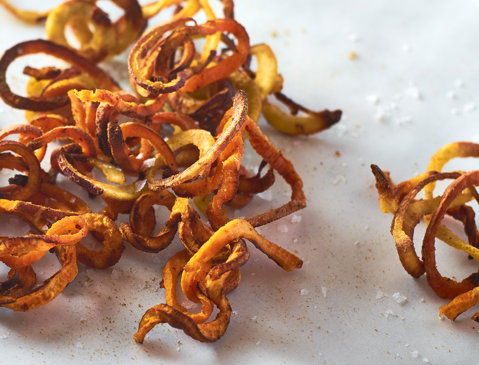 Sweet Potato Curly Fries