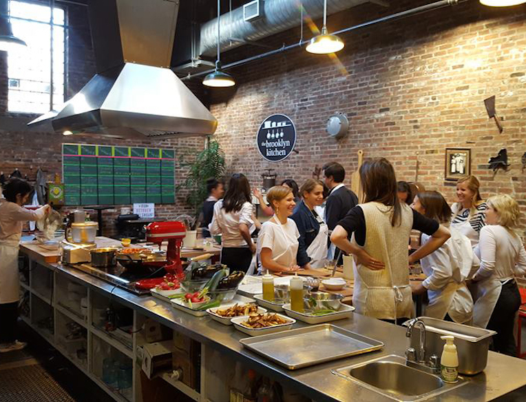 The Brooklyn Kitchen <br><em>Williamsburg, Brooklyn </em>
