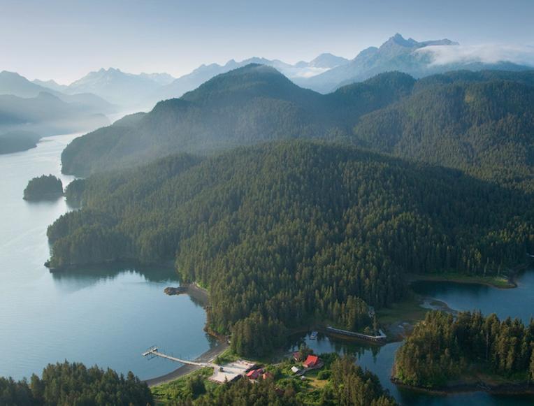 Tutka Bay Lodge <br><em> Kachemak Bay, Alaska</em>