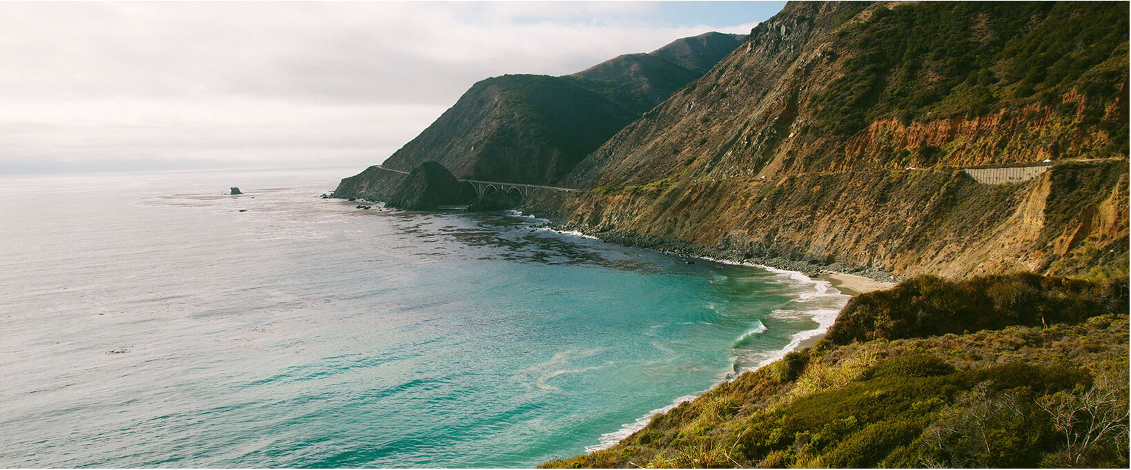 """""""Of all the amazing spots I've visited, Big Sur ranks in the top three. If  you start in Los Angeles, this magical place is a mere five hours by car,  ..."""