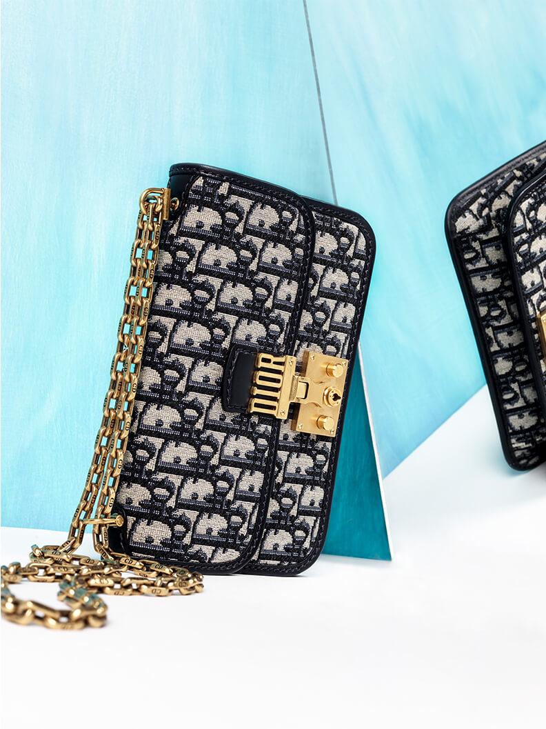 Dioraddict Small Original Dior Oblique Bag