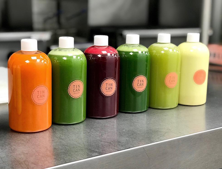 Tin Can Juicery