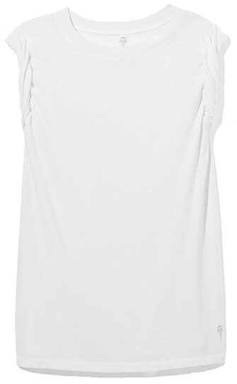 ELECTRIC & ROSE Roma Roll Tank Top