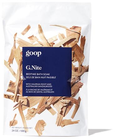 GOOP BODY G.Nite Bedtime Bath Soak