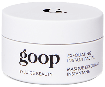 goop by Juice Beauty Exfoliating Instant Facial, Travel Size