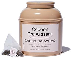 COCOON TEA ARTISANS  100%-Organic Darjeeling Oolong Tea