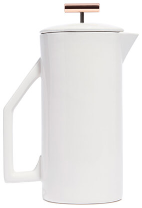 YIELD DESIGN Ceramic French Press, 850 ML