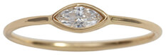 ARIEL GORDON Marquis Diamond Ring