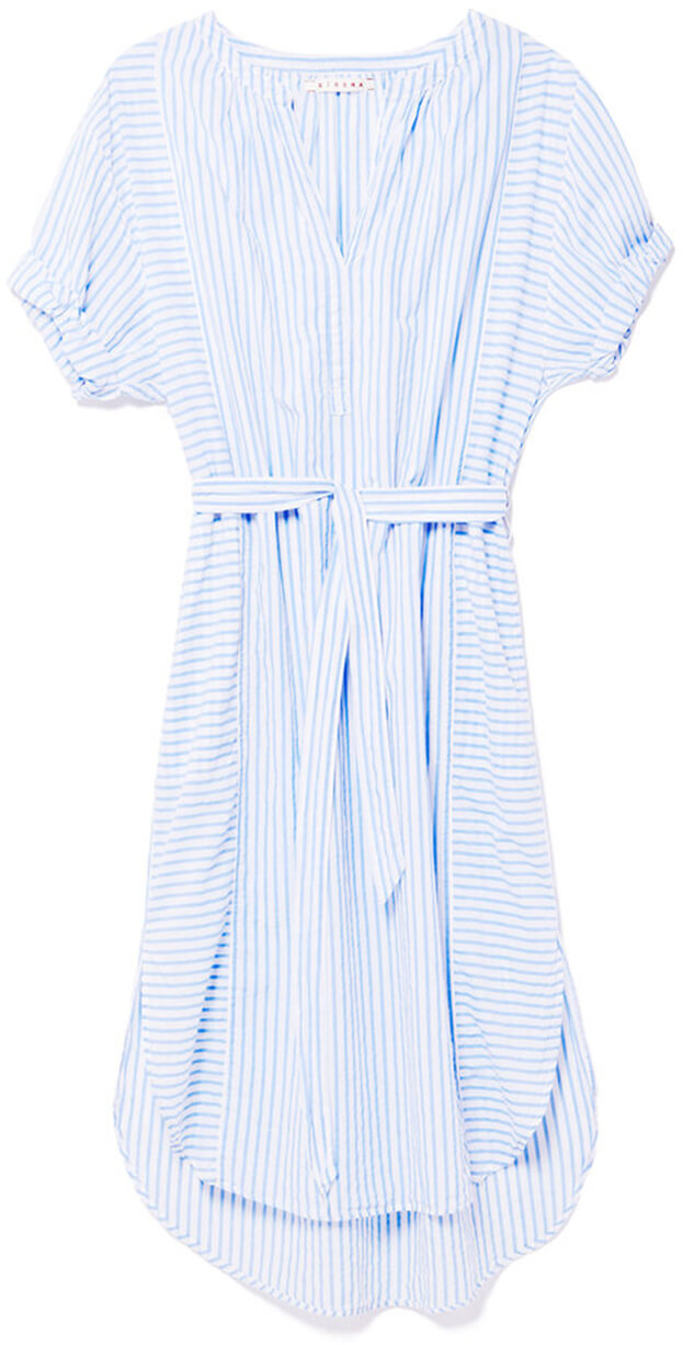Chennedy Striped Cotton Dress