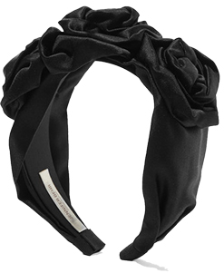JENNIFER BEHR Satin Headband