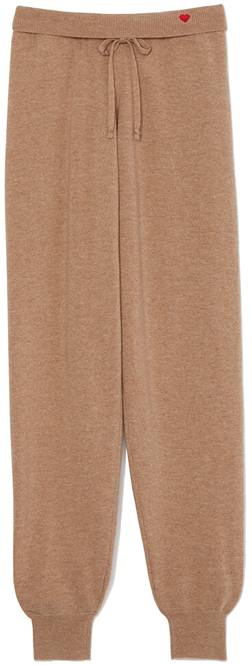 JEWEL TONED Hotel California Weekend Cashmere Jogger