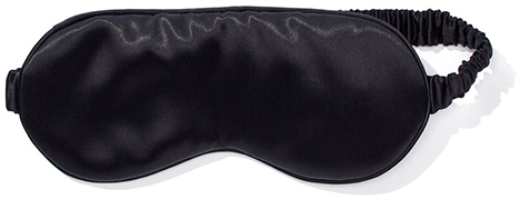 SLIP Black Eye Mask