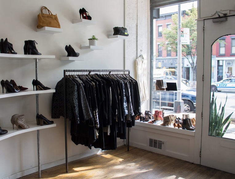 Eva Gentry Consignment <br><em>Boerum Hill</em>