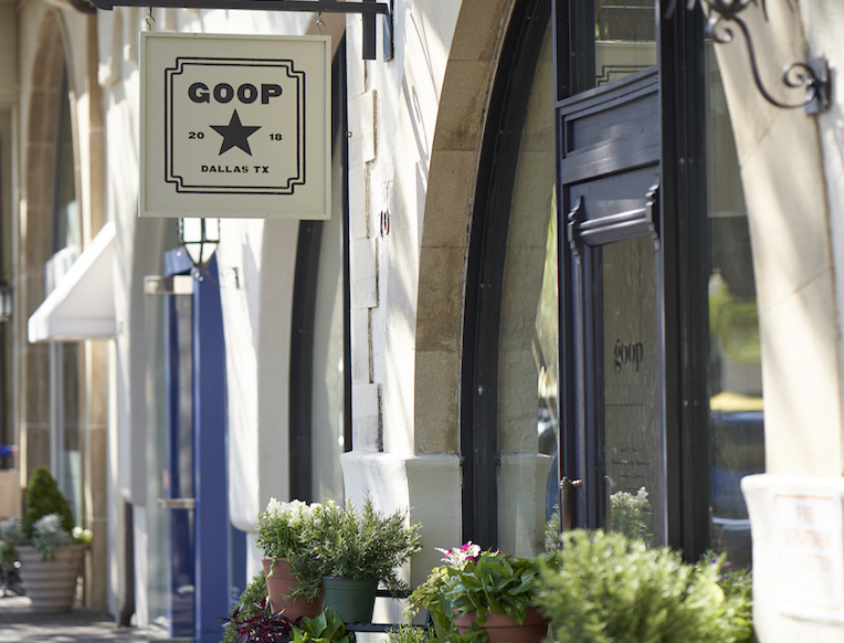goop DALLAS