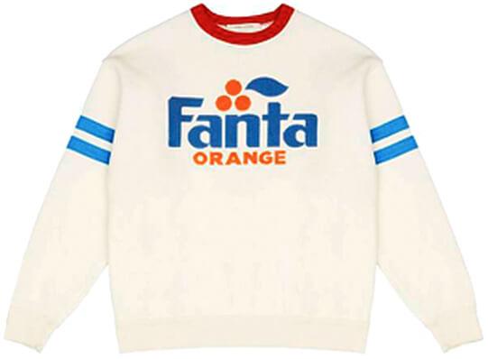 Fanta Long Sleeve Sweatshirt