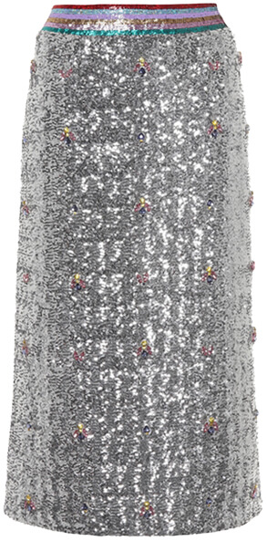 Sigma Sequin Skirt