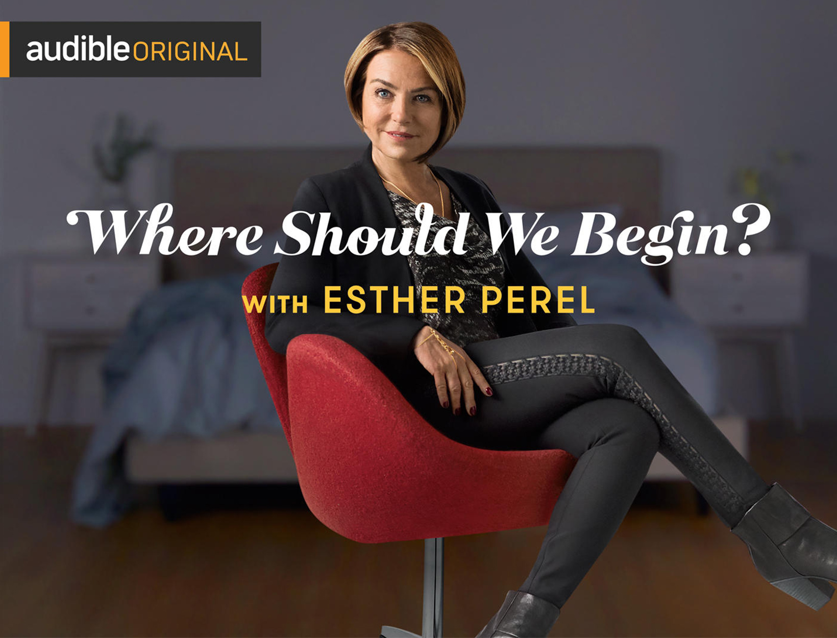 <em>Where Should We Begin?</em> with Esther Perel