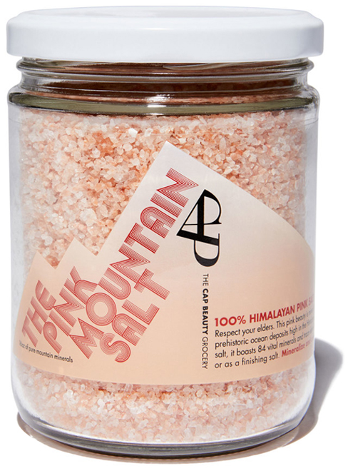 CAP Beauty The Pink Mountain Sea Salt