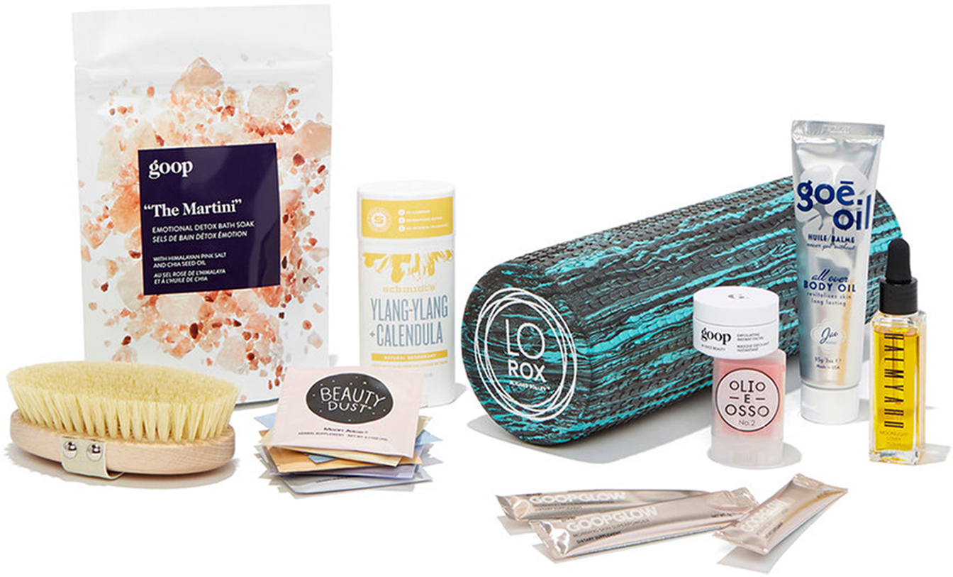 The goop Clean Beauty Starter Kit