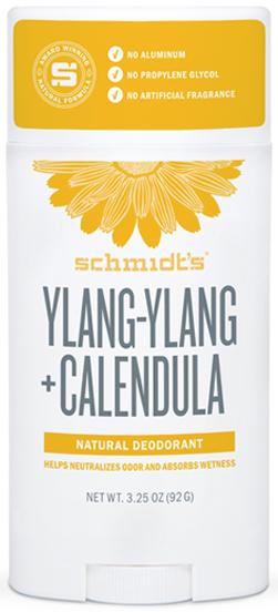 Schmidt's Ylang-Ylang + Calendula Deodorant