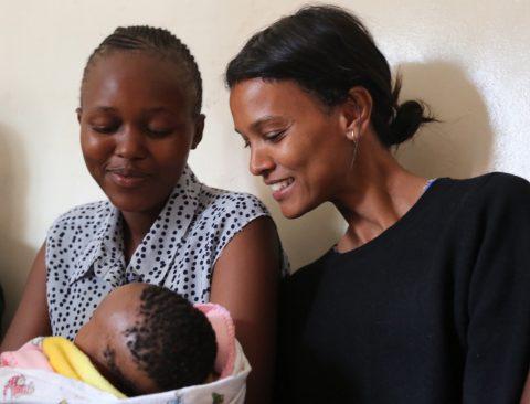 Good Samaritan: Liya Kebede Is Saving Mothers