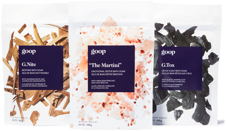 GOOP BODY G. SOAK SET