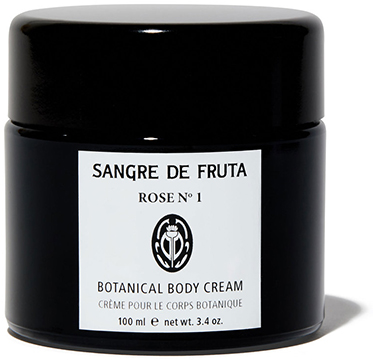 SANGRE DE FRUTA Botanical Body Cream: Rose No. 1
