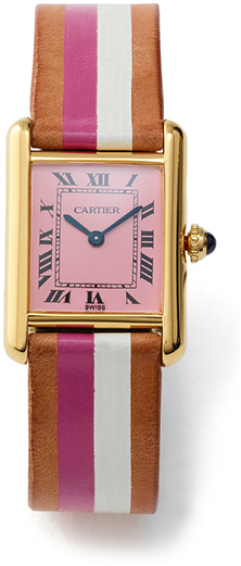 LA CALIFORNIENNE small Cartier Tank Watch 22MM