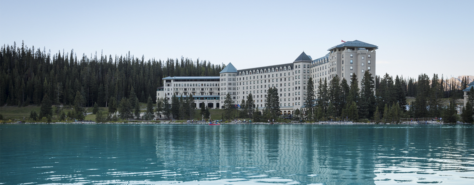 FAIRMONT CHATEAU LAKE LOUISE Spirit Medicine Wellness Retreat With Dr. Eva Selhub