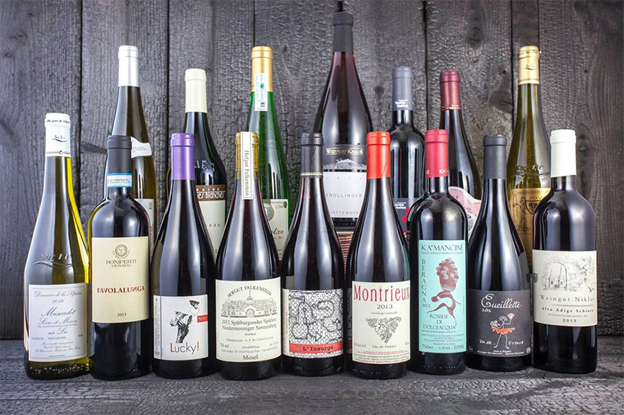 DRY FARM WINES Classic Collection: 6 Curated, Natural Wines