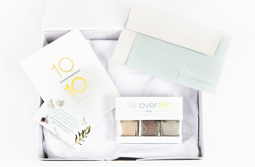 TENOVERTEN BY TARYN TOOMEY Mother's Day Gift Box