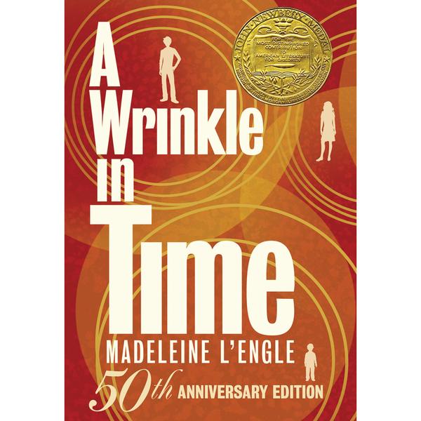 <em>A Wrinkle in Time</em> by Madeleine L'Engle