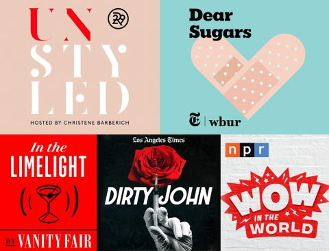The Podcasts We're Listening to Now