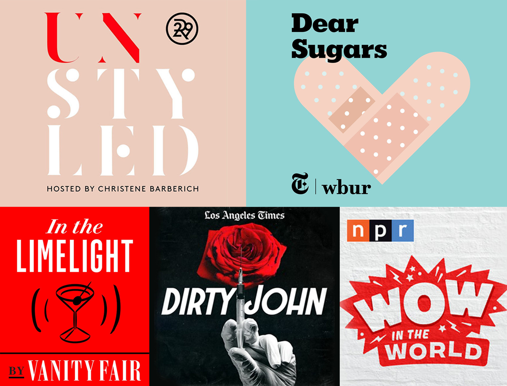 The Podcasts We're Listening to Now | Goop