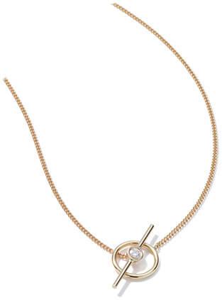 ARIEL GORDON x goop Diamond Axis Wrap Chain