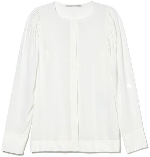 STELLA MCCARTNEY Puff Sleeve Shirt