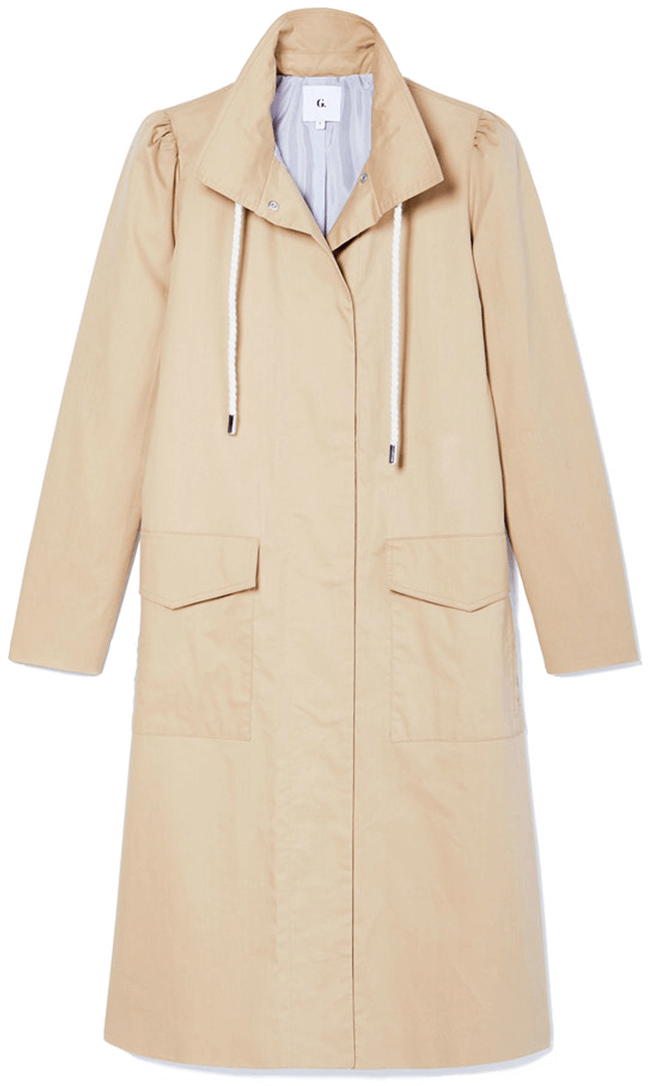G. LABEL Drew Trenchcoat