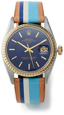 LA CALIFORNIENNE Rolex Oyster Perpetural Watch