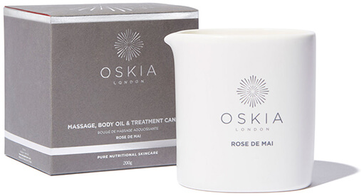 Rose De Mai Massage Candle