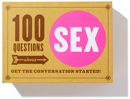 Chronicle Books: 100 Questions about SEX
