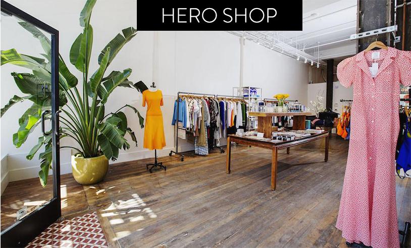 Hero Shop