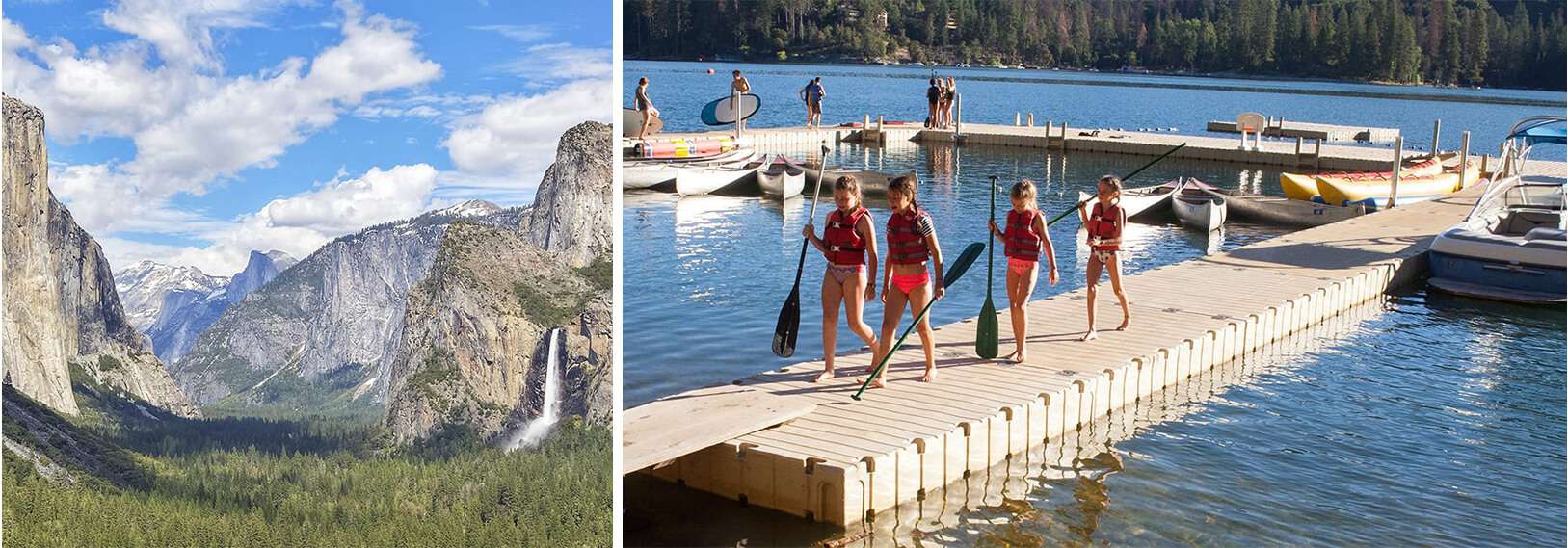 Skylake Yosemite Camp Wishon, CA