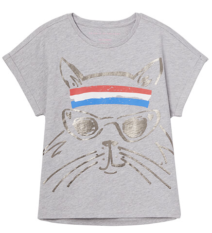 ROCKETS OF AWESOME Athletic Lion Tee Shirt