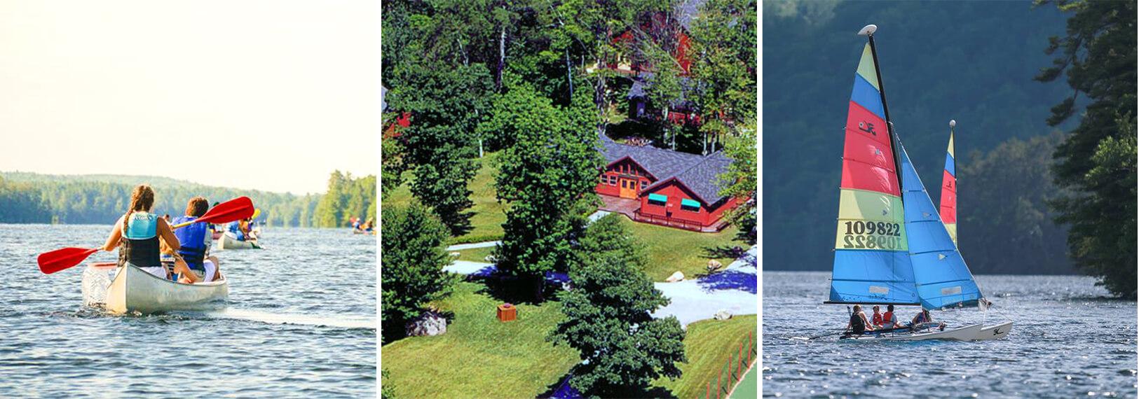 Camp Laurel - Mount Vernon, Maine