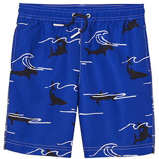 ROCKETS OF AWESOME Swim Trunks
