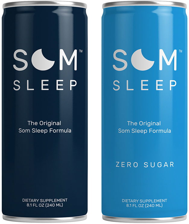SOM SLEEP ORIGINAL DRINK 12-pack